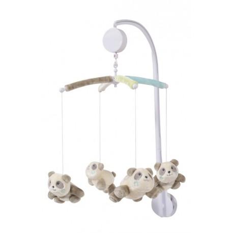 Mobile musical pandi panda de domiva