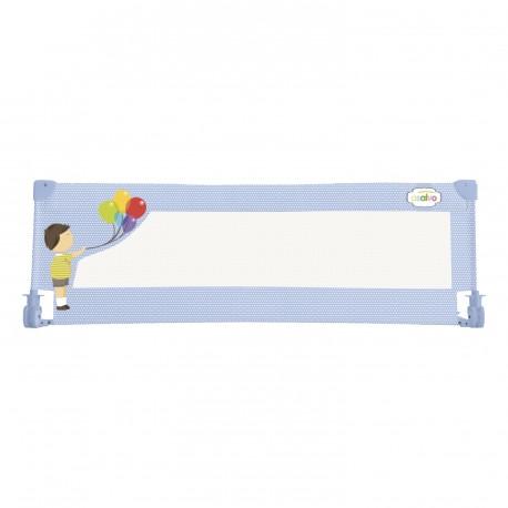 Barrière de lit pliable ballons