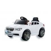 voiture électrique berline Style X5 12 V blanche- voiture électrique pour enfant