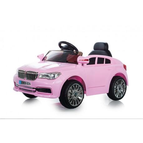 voiture électrique berline Style X5 12 V rose - voiture électrique pour enfant