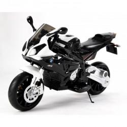 Moto électrique BMW S1000 RR 12 V noire - moto électrique pour enfant
