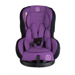 Siège auto Tojo inclinable violet groupe 0+-1 babygo