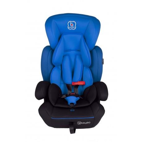 Siège auto Protect bleu groupe 123 Babygo