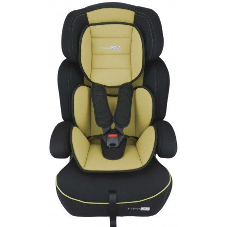 Siège auto Freemove inclinable beige groupe 123 babygo