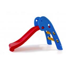 Toboggan Slide bleu et rouge Babygo