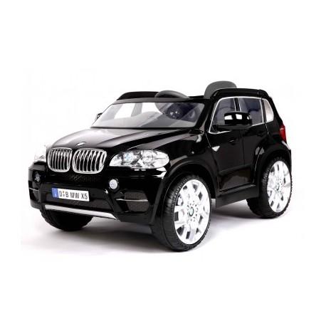 voiture électrique pour enfant BMW X5 noire