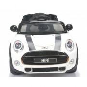 Voiture électrique pour enfant Mini Cooper S 12V blanche