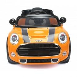Voiture électrique pour enfant Mini Cooper S 12V rouge