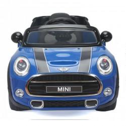 Voiture électrique pour enfant Mini Cooper S 12V jaune