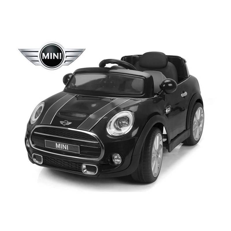 voiture lectrique pour enfant mini cooper s 12 v rouge. Black Bedroom Furniture Sets. Home Design Ideas