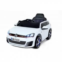 Voiture électrique pour enfant Golf GTI noire