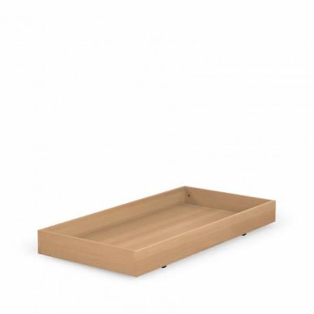 Tiroir de lit en bois