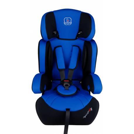 Siège auto Motion inclinable bleu groupe 123 babygo