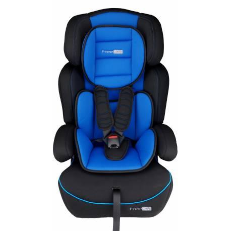 Siège auto Freemove inclinable bleu groupe 123 babygo