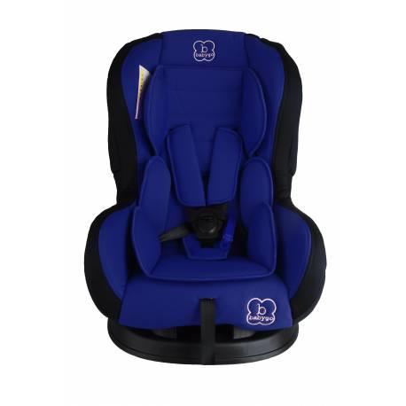 Siège auto Tojo inclinable bleu groupe 123