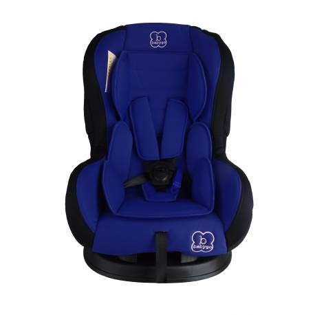 Siège auto Tojo inclinable bleu groupe 0+-1 babygo