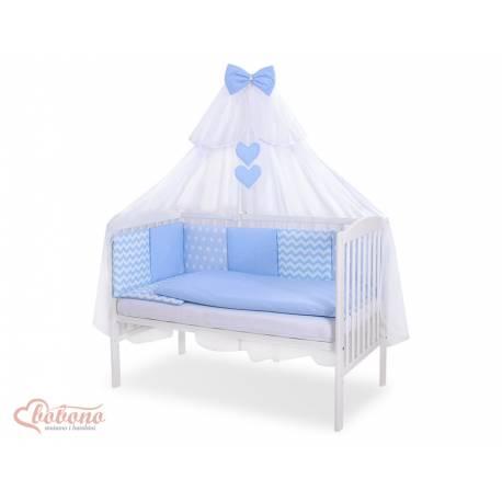 Parure de lit bébé complète Color mix Set 20
