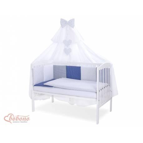 Parure de lit bébé complète Color mix Set 25