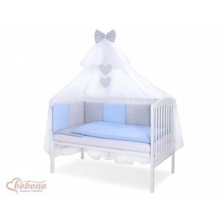 Parure de lit bébé complète Color mix Set 28