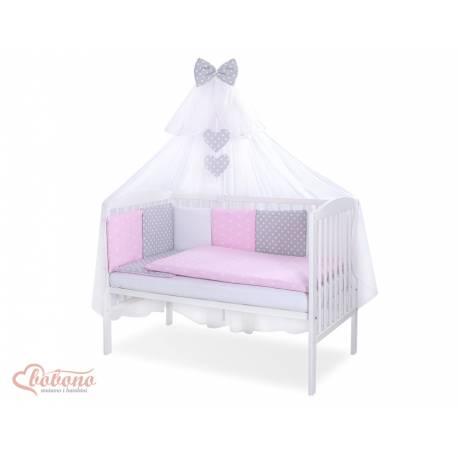 Parure de lit bébé complète Color mix Set 29