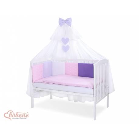 Parure de lit bébé complète Color mix Set 30