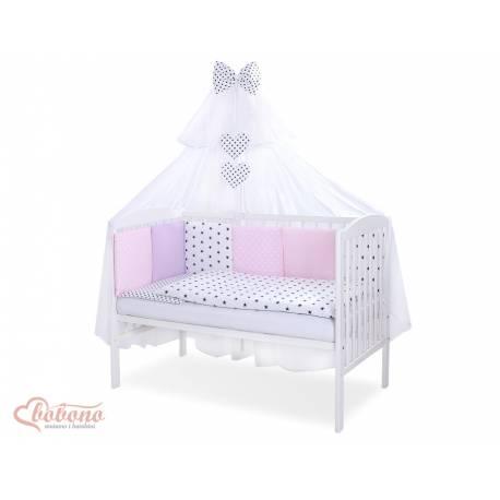 Parure de lit bébé complète Color mix Set 31
