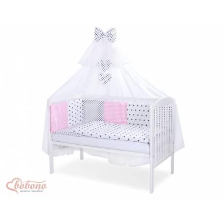 Parure de lit bébé complète Color mix Set 32