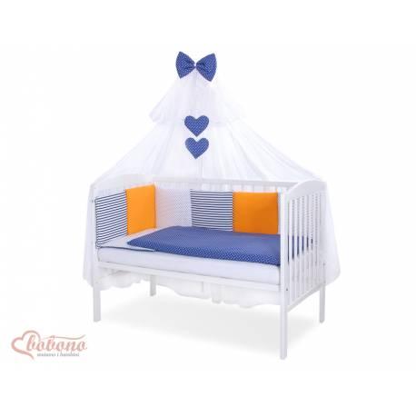 Parure de lit bébé complète Color mix Set 44