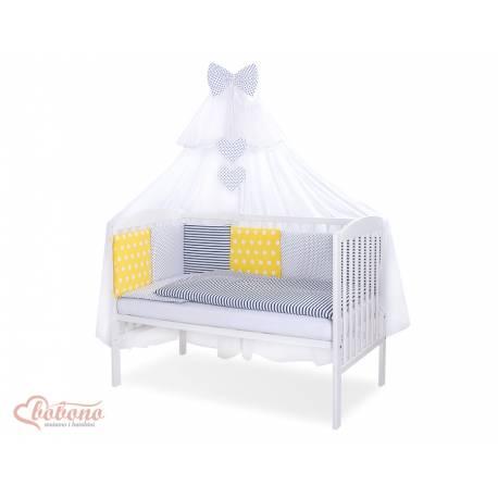 Parure de lit bébé complète Color mix Set 47