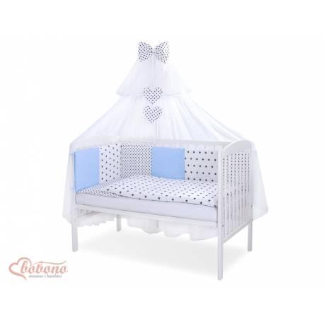 Parure de lit bébé complète Color mix Set 49