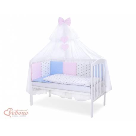 Parure de lit bébé complète Color mix Set 51