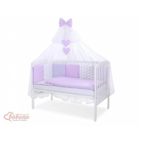 Parure de lit bébé complète Color mix Set 54