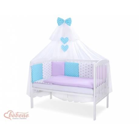 Parure de lit bébé complète Color mix Set 58