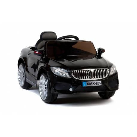Berline Style 535 12V noire - voiture électrique pour enfant