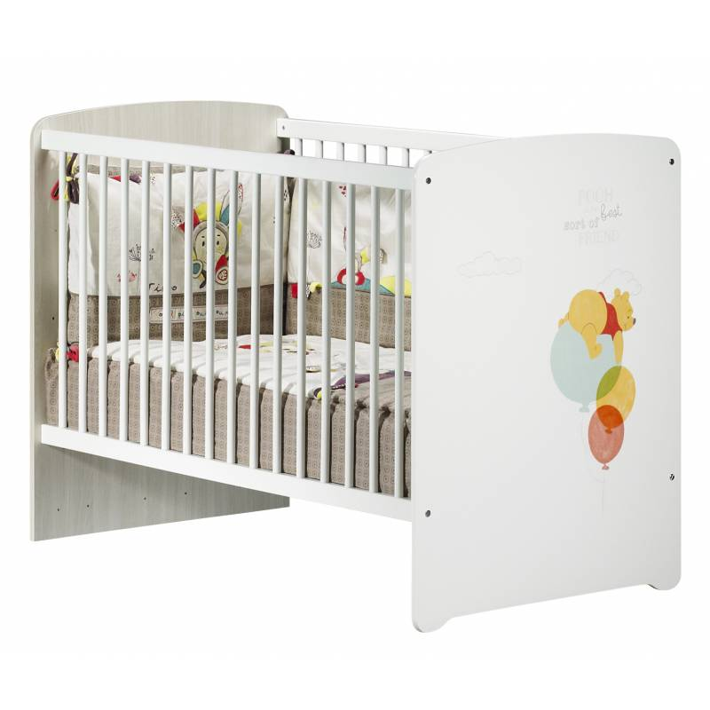 Lit Pour Bb Winnie Floaty Day  Mobilier Chambre Bb