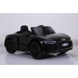 Voiture électrique pour enfant Audi R8 Spyder RS noire