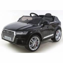 Voiture électrique pour enfant Audi Q7 noire