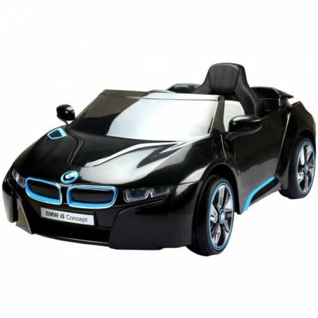 voiture électrique pour enfant BMW i8 noire