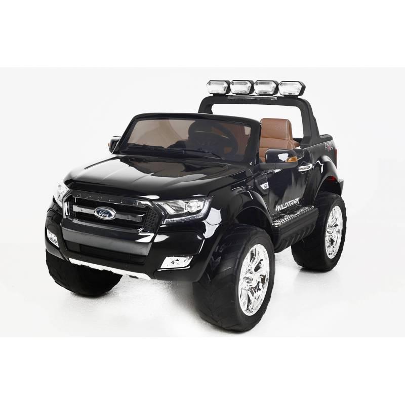 voiture lectrique ford ranger wildtrike noire deux places. Black Bedroom Furniture Sets. Home Design Ideas