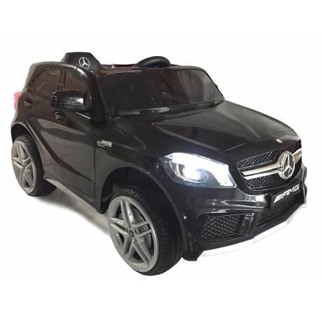 Voiture électrique pour enfant Mercedes Benz A45 AMG noire