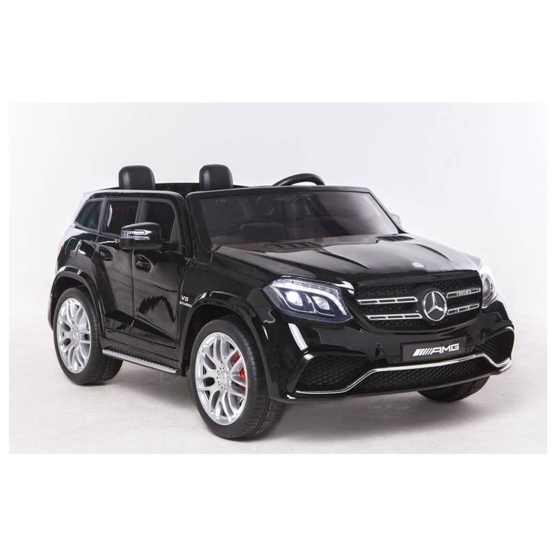 voiture lectrique pour enfant mercedes gls 63 noire. Black Bedroom Furniture Sets. Home Design Ideas