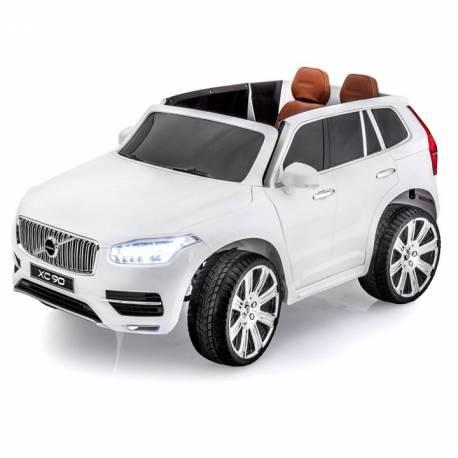 Voiture électrique pour enfant Volvo XC90 white