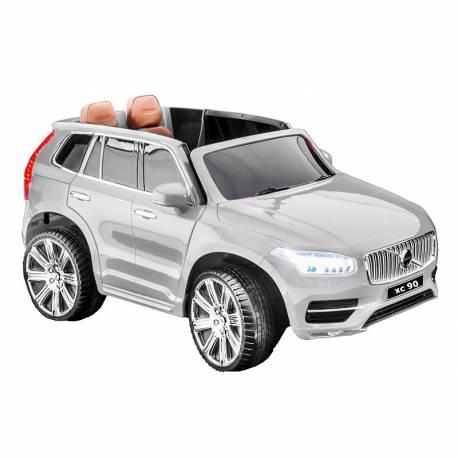 Voiture électrique pour enfant Volvo XC90 silver