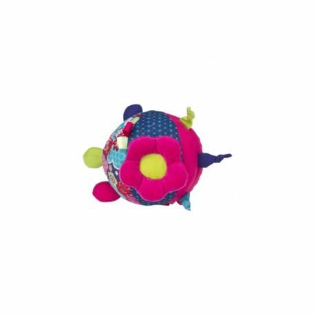Doudou pelote multiactivité fille kimono