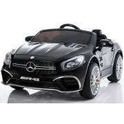 Voiture électrique pour enfant Mercedes SL65 noire métallisée