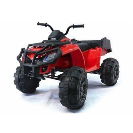 quad électrique pour enfant XL BDM0909 rouge