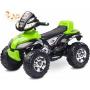quad électrique pour enfant Cuatro vert