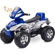 quad électrique pour enfant Cuatro navy
