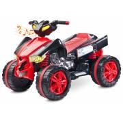 quad électrique pour enfant Raptor rouge