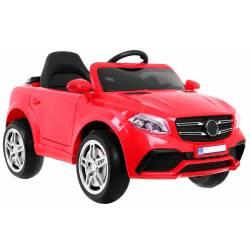 Voiture électrique PassionS HL 1558 rouge - voiture électrique pour enfant